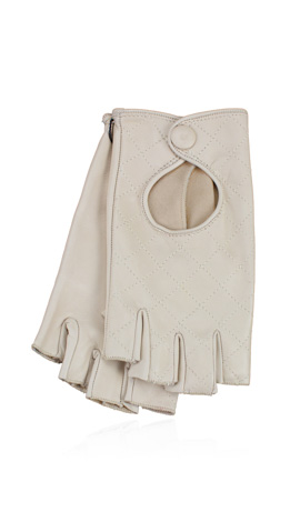 Kate Lady Fingerless Beige