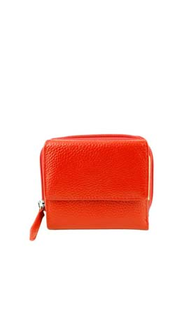 HIBISCUS Wallet Lady Little Rosso
