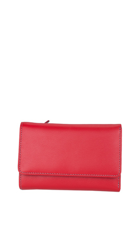 CAMOMILLA Wallet Lady Medium Rosso Valentino