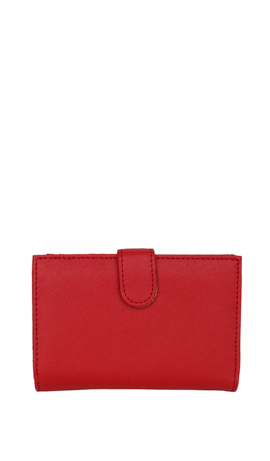 MALVA Wallet Lady Medium Rosso